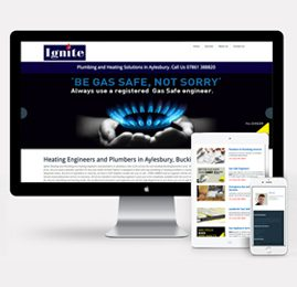 Ignite Website