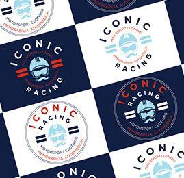 Iconic Racing Logo Design