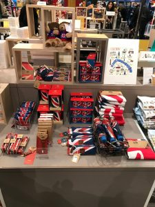 Giftware products in airport retail