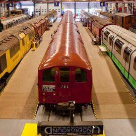 London Transport Museum Deport Acton