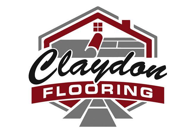 Claydon Flooring Logo Design